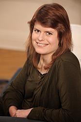 Author Megan Crewe