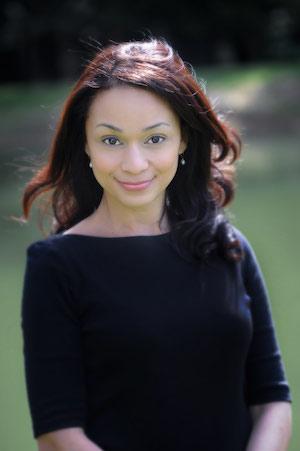 Author Makiia Lucier